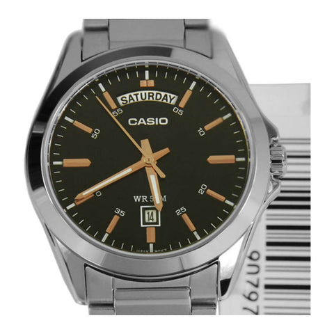 Casio Standard MTP-1370D-1A2V Watch (New with Tags)