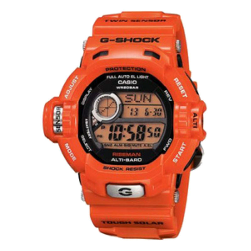 Casio G-Shock G-9200R-4 Watch (New with Tags)