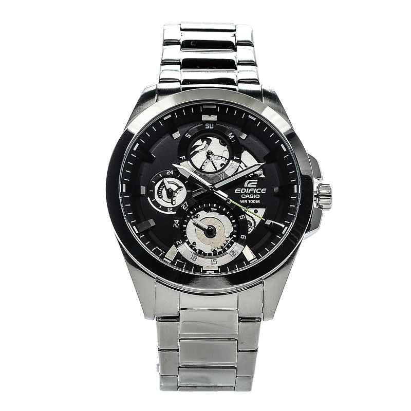 Casio Edifice Chronograph ESK-300D-1A Watch (New with Tags)