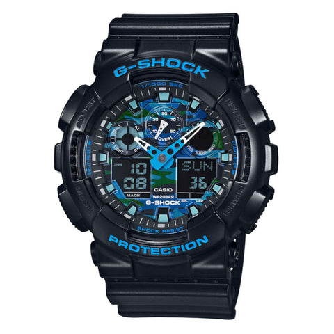 Casio G-Shock Special Color GA-100CB-1A Watch (New with Tags)