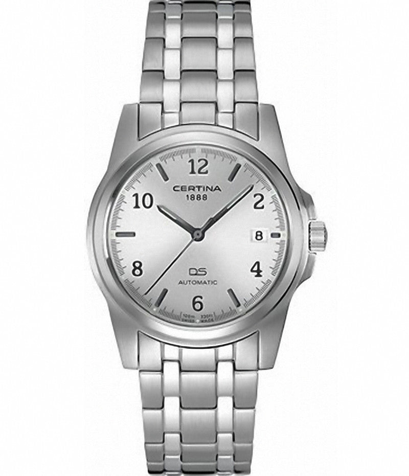 Certina DS Automatic C633.7195.42.16 Watch (New with Tags)