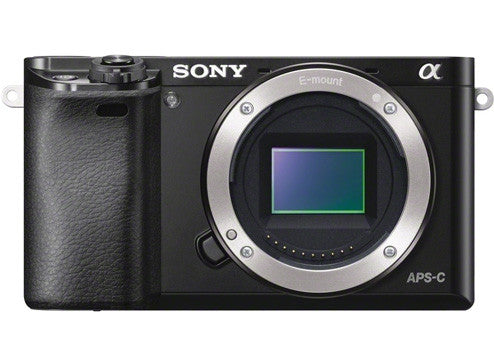 Sony Alpha A6000 ILCE-6000 Black Body