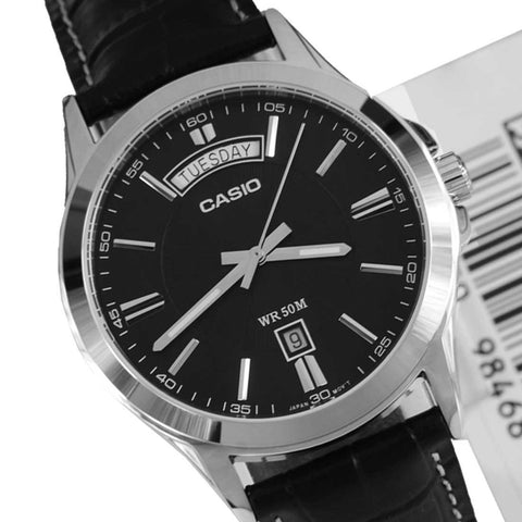 Casio Standard MTP-1381L-1AV Watch (New with Tags)