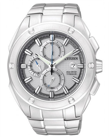 Citizen Eco-Drive Chronograph CA0210-51A Watch (New with Tags)