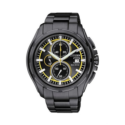Citizen Eco-Drive Chronograph Racing CA0275-55F Watch (New with Tags)