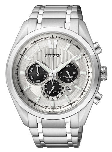 Citizen Eco-Drive Chronograph CA4010-58A (CA4011-55A) Watch (New with Tags)
