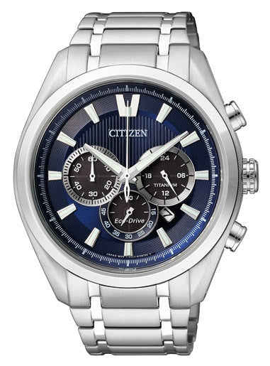 Citizen Eco-Drive Chronograph CA4010-58L (CA4011-55L) Watch (New with Tags)