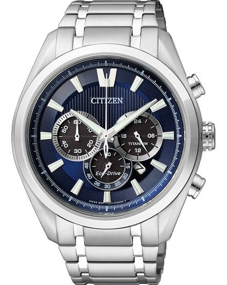 Citizen Eco-Drive Chronograph CA4011-55L (CA4010-58L) Watch (New with Tags)