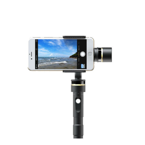 Feiyu Tech FY-G4 Plus 3-Axis Handheld Gimbal for Smartphone