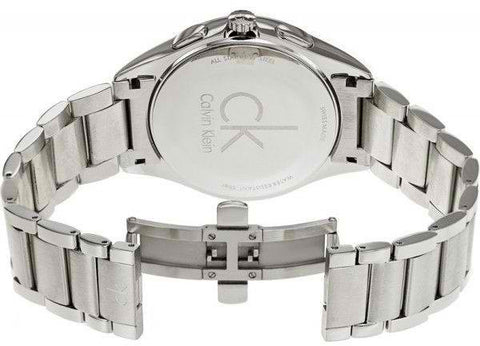 Calvin Klein Basic Chronograph K2A27193 Watch (New with Tags)