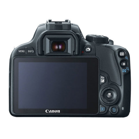 Canon EOS 100D Kit with 18-55mm STM Lens Black Digital SLR Camera