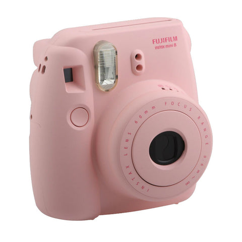 Fuji Film Instax Mini 8 Pink Instant Camera