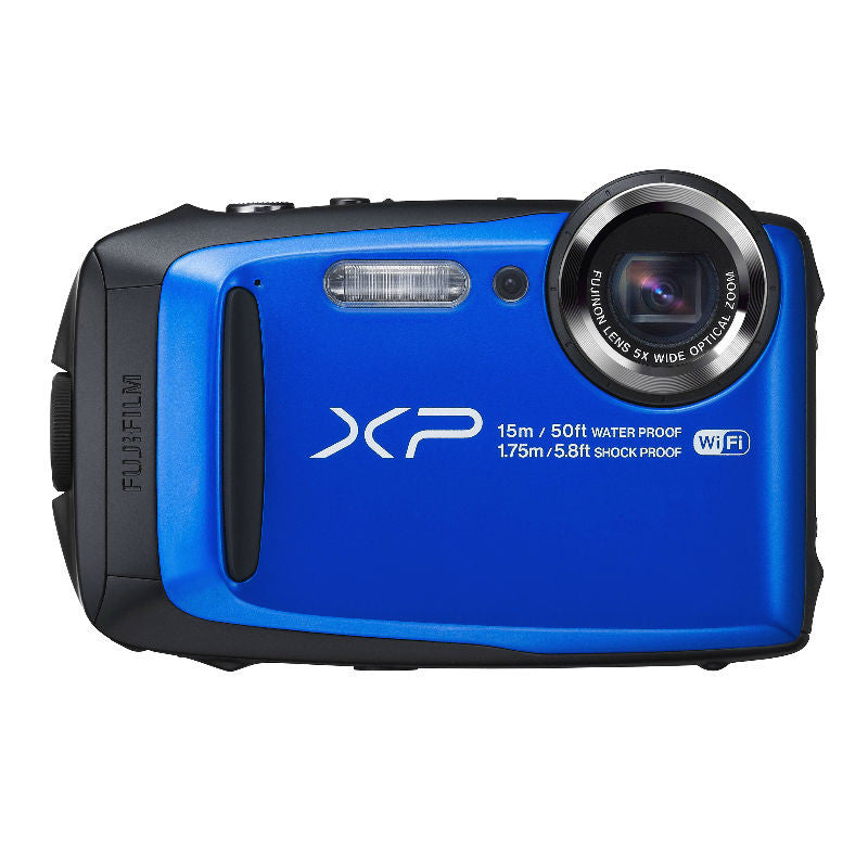 Fujifilm FinePix XP90 Blue Digital Camera