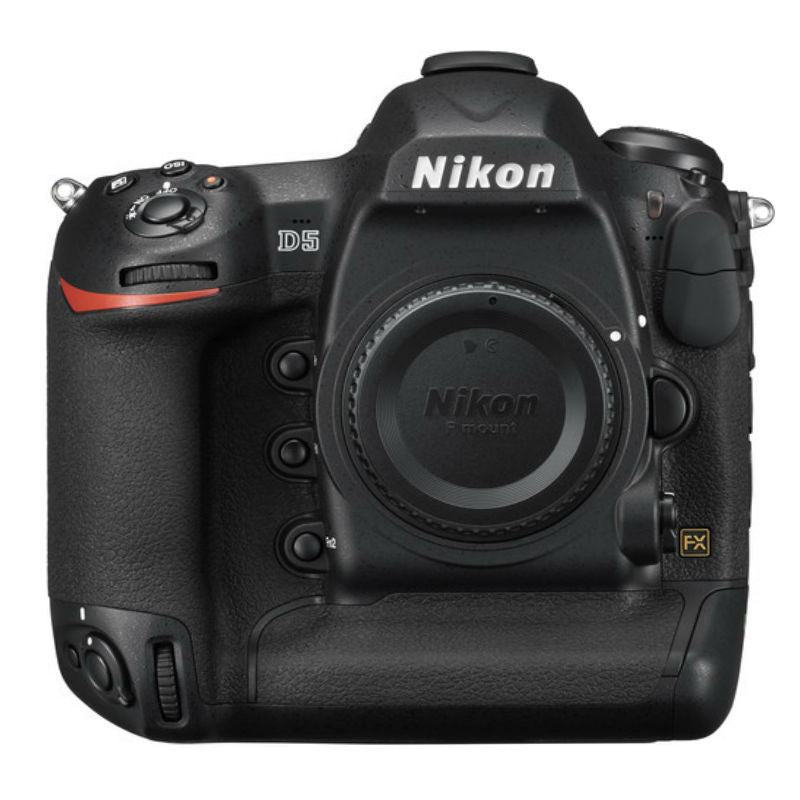 Nikon D5 XQD Body Black Digital SLR Camera