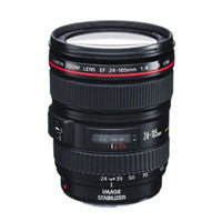 Canon EF 24-105mm f4L IS USM Lens (White Box)