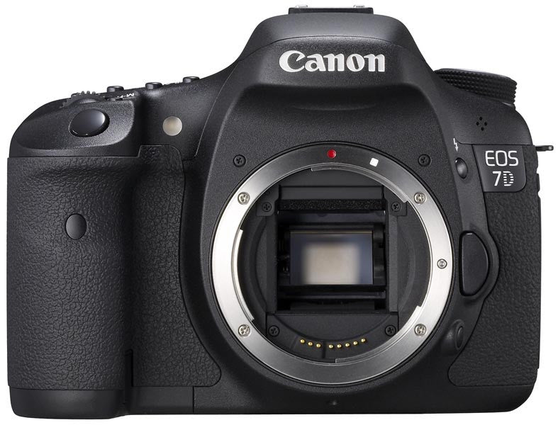 Canon EOS 7D Body Digital SLR Camera (Kit Box)