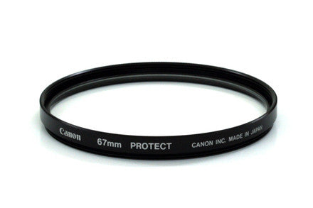 Canon 67mm Screw-in UV Filter Protect