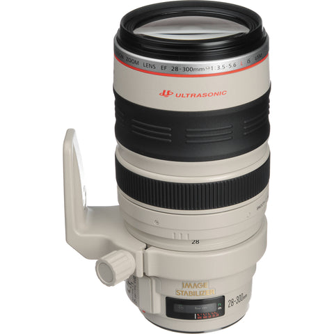 Canon EF 28-300mm f3.5-5.6L IS USM Lens