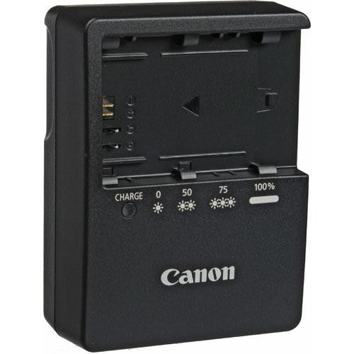 Canon LC-E6E Original Battery Charger For LP-E6