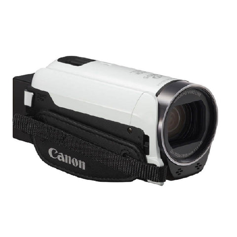 Canon LEGRIA HF-R706 White High Definition Camcorder