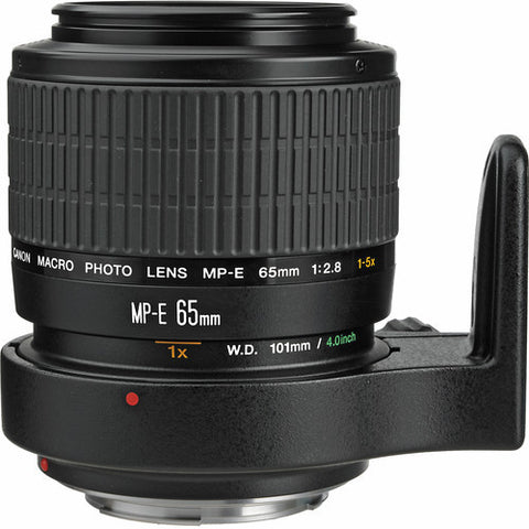 Canon MP-E 65mm f2.8 1-5x Macro Lens