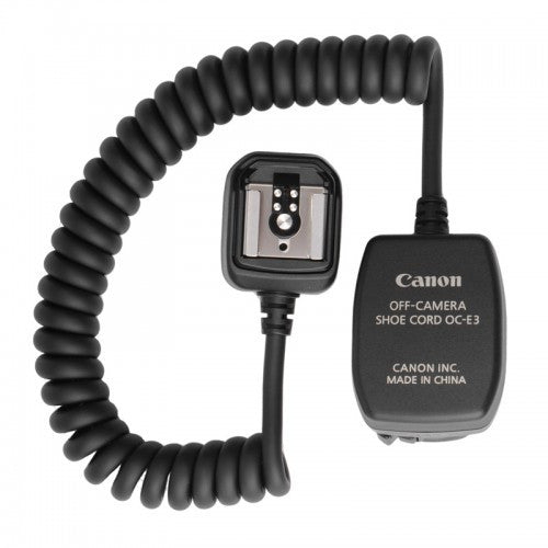 Canon OC-E3 Off-Camera Shoe Cord