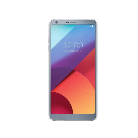 LG G6 Dual 64GB 4G LTE Ice Platinum (H870DS) Unlocked