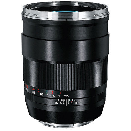 Carl Zeiss Distagon T* ZE 35mm f/1.4 for Canon Black Lens