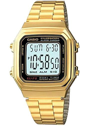 Casio Standard Retro Analog- Digital A-178WGA-1A Watch (New with Tags)