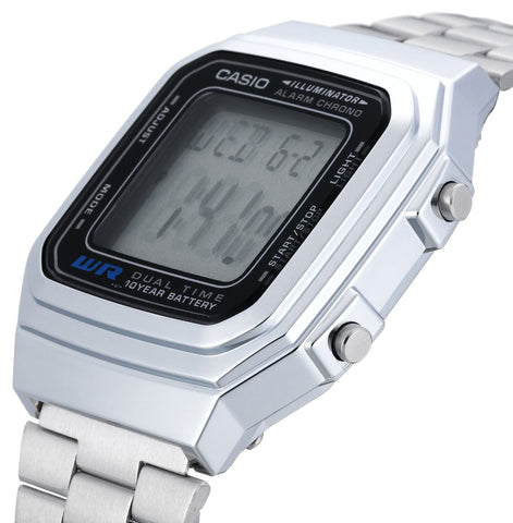 Casio Classic Vintage Digital A178WA-1A Watch (New with Tags)