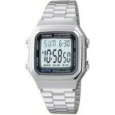 Casio Classic Vintage Digital A178WA-1ADF Watch (New with Tags)