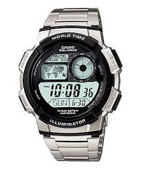 Casio Youth Digital AE-1000WD-1AVDF Watch (New with Tags)