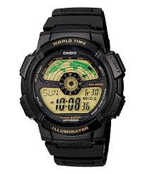 Casio Youth Digital AE-1100W-1BV Watch (New with Tags)
