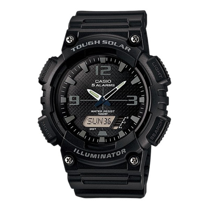 Casio Tough Solar Sport AQ-S810W-1A2 Watch (New with Tags)