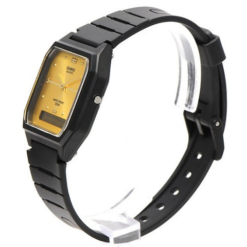 Casio Standard Analog-Digital AW-48HE-9AV Watch (New with Tags)