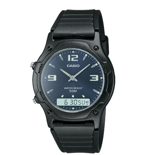 Casio Youth Combination AW-49HE-2AVDF Watch (New with Tags)