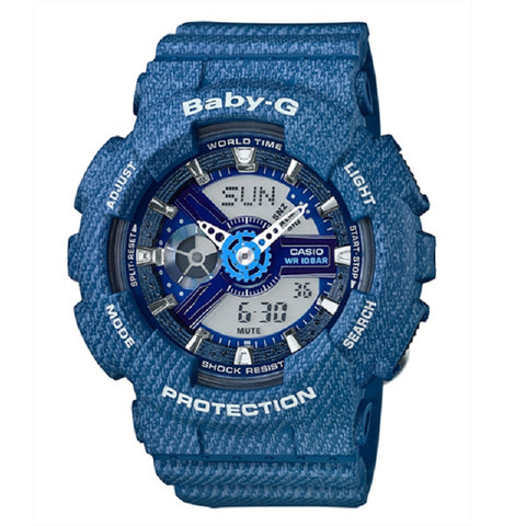 Casio Baby-G BA-110DC-2A2 Watch (New with Tags)