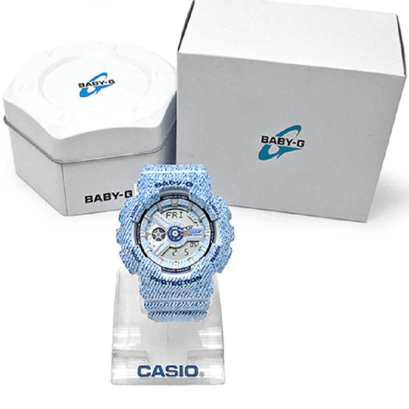 Casio Baby-G BA-110DC-2A3 Watch (New with Tags)