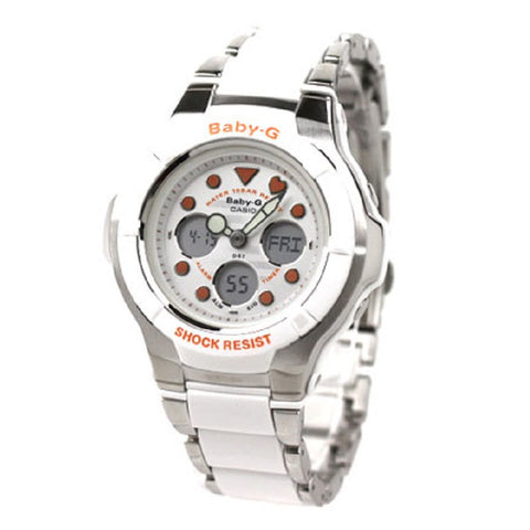 Casio Baby-G BGA-123-7A2 Watch (New with Tags)