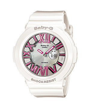 Casio Baby-G Standard Analog-Digital BGA-160-7B2DR Watch (New with Tags)