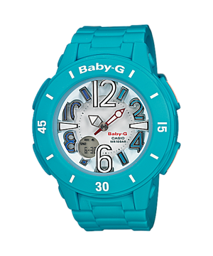 Casio Baby-G Standard Analog-Digital BGA-170-2BDR Watch (New with Tags)