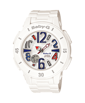 Casio Baby-G Standard Analog-Digital BGA-170-7B2DR Watch (New with Tags)