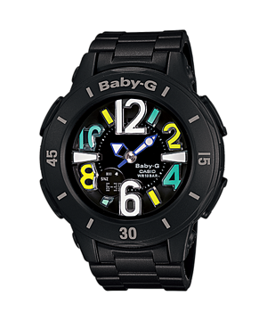 Casio Baby-G Standard Analog-Digital BGA-171-1BDR Watch (New with Tags)