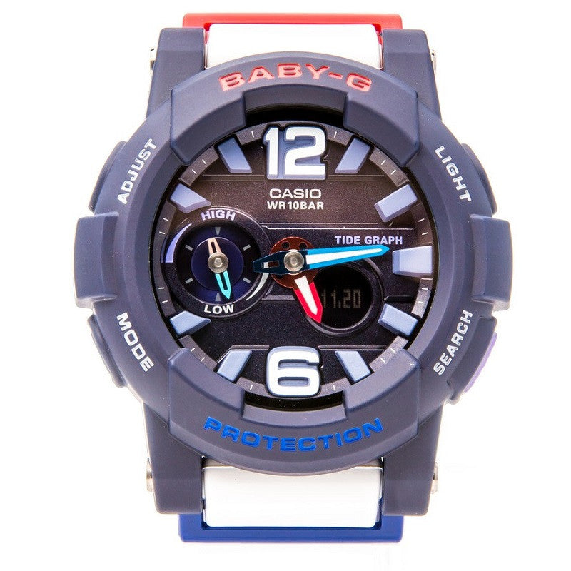 Casio Baby-G BGA-180-2B2 Watch (New with Tags)