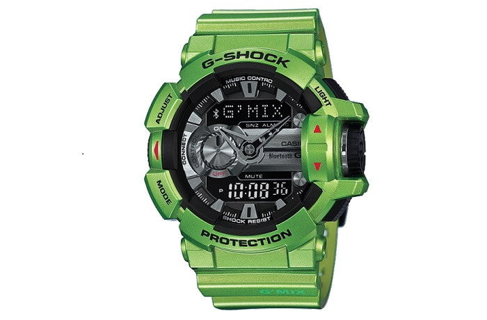 Casio G-Shock Analog-Digital GBA-400-3BDR Watch (New with Tags)