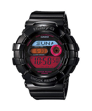 Casio Baby-G 200m Water Resistant BGD-140-1BDR Watch (New with Tags)