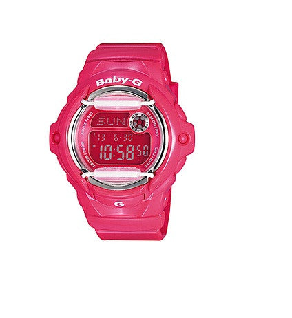 Casio Baby-G 200-meter Water Resistance Digital BG-169R-4BDR Watch (New with Tags)