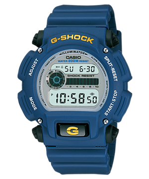 Casio G-Shock Standard Digital DW-9052-2V Watch (New with Tags)