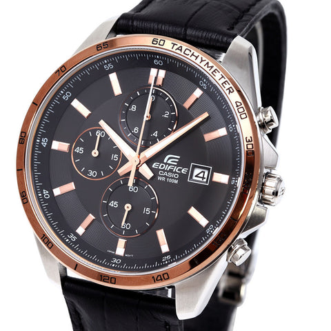 Casio Edifice EFR-512L-1AV Watch (New with Tags)