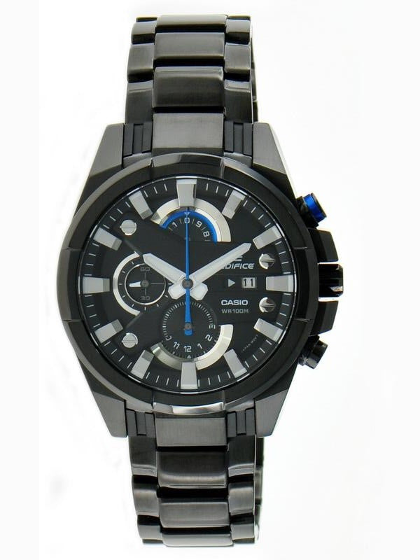 Casio Edifice EFR-540BK-1A Watch (New with Tags)